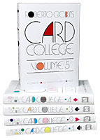Card College Volume 3 by Roberto Giobb