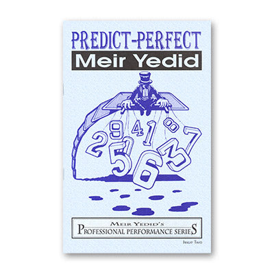 Predict Perfect by Meir Yedid