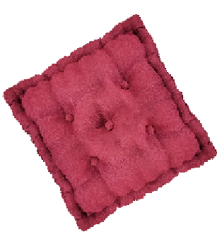 Tufted Chair Cushion