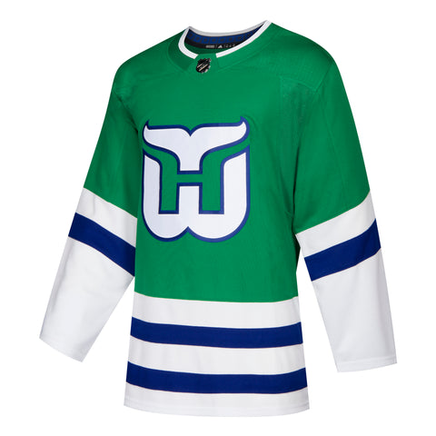 Hurricanes Adidas Authentic Whaler Jersey