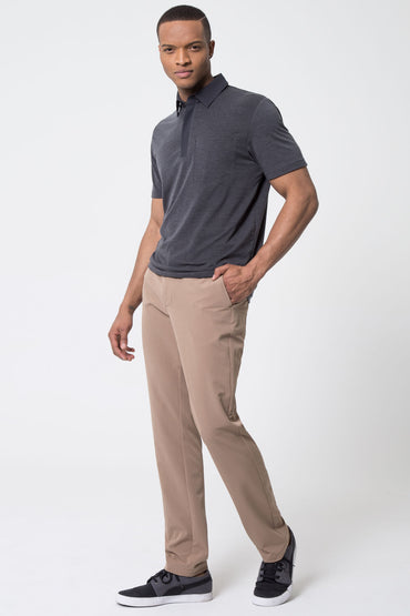 Emperor Straight Leg Everyday Pant