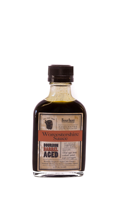 Bourbon Barrel Aged Worcestershire Sauce