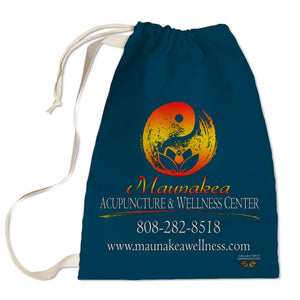 Maunakea Acupuncture & Wellness Center Laundry Bag