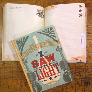 I SAW THE LIGHT HATCH JOURNAL