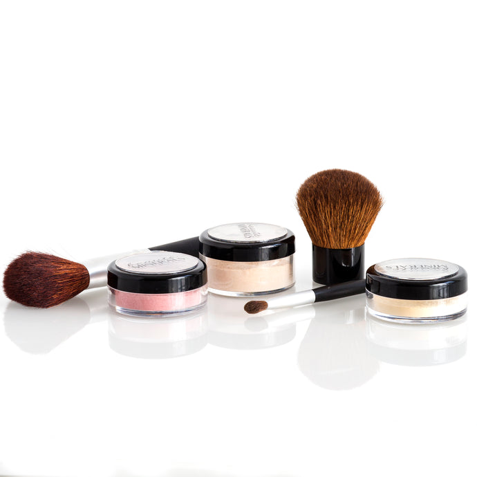 The Basics Kit with Brushes in Light Cool
