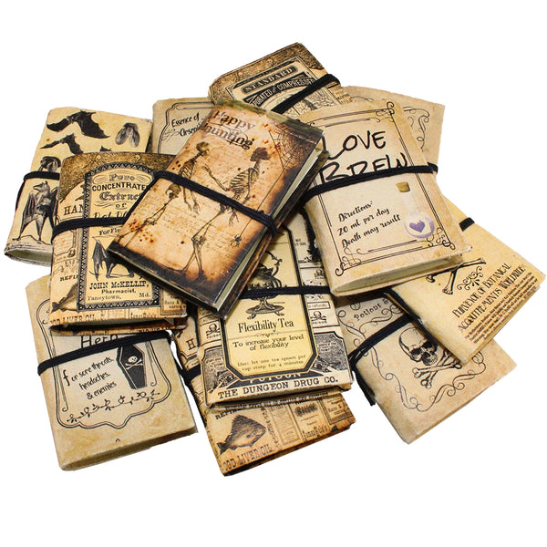 Elixir Potion Pocket Notebooks