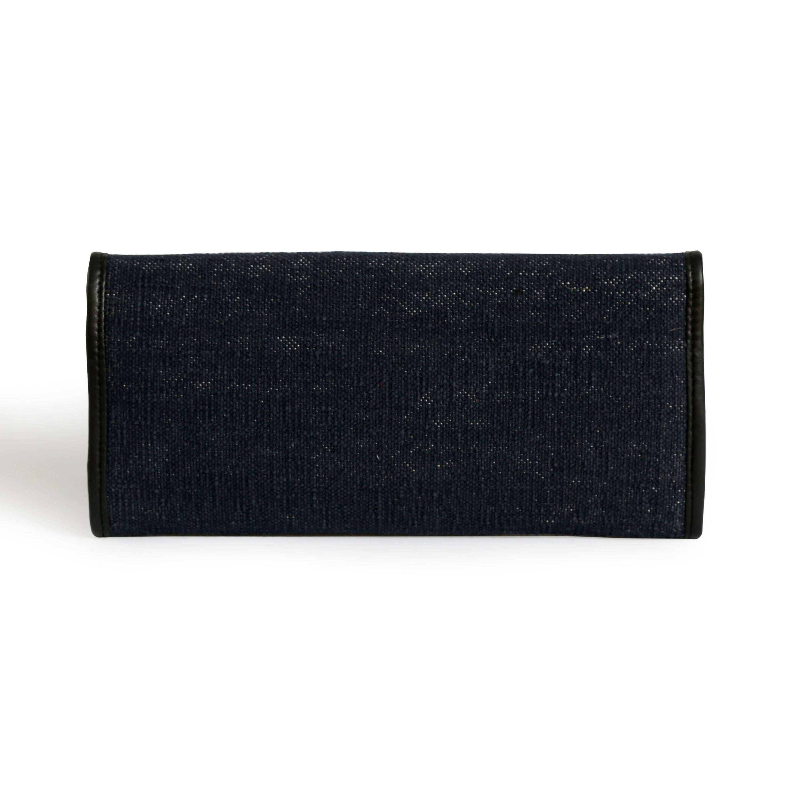 Afreen Clutch Black