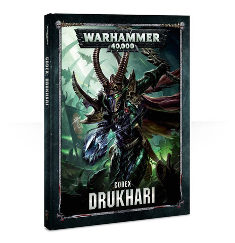 Codex: Drukhari (8th Edition)