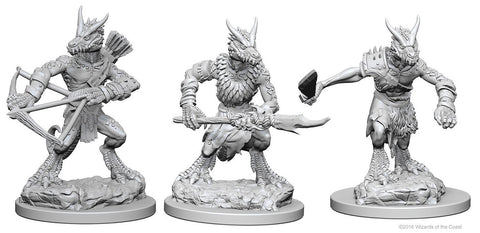 D&D Nolzur's Marvelous Miniatures (Primed): Kobolds