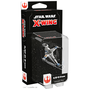 A/SF-01 B-Wing Expansion Pack 2.0 (Preorder)