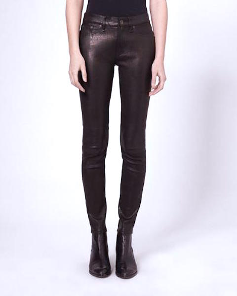 Leather Skinny, RAG AND BONE - VALLEY TRIBECA