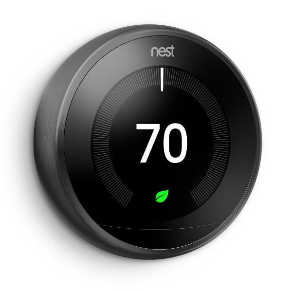Google Nest Learning Thermostat 3rd Generation image 4563098206252