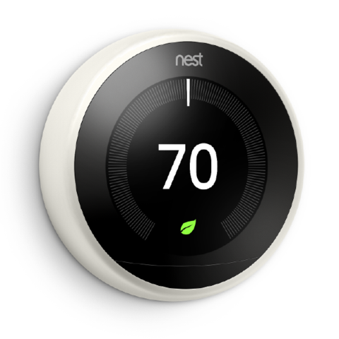 Google Nest Learning Thermostat 3rd Generation image 4563098239020