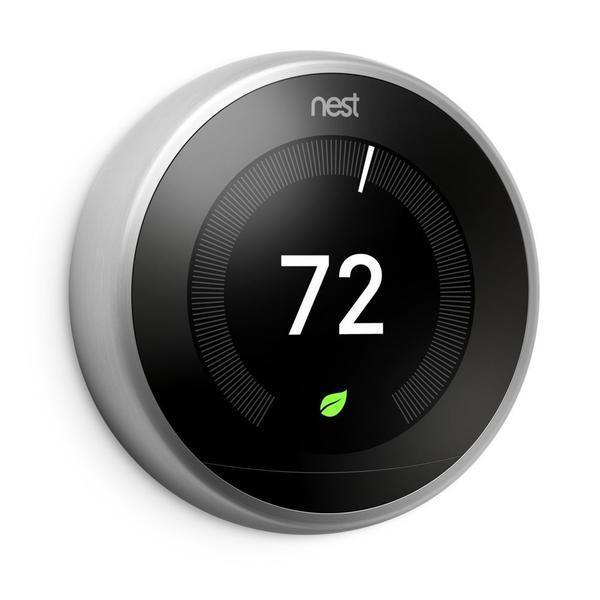 Google Nest Learning Thermostat 3rd Generation image 4563098107948