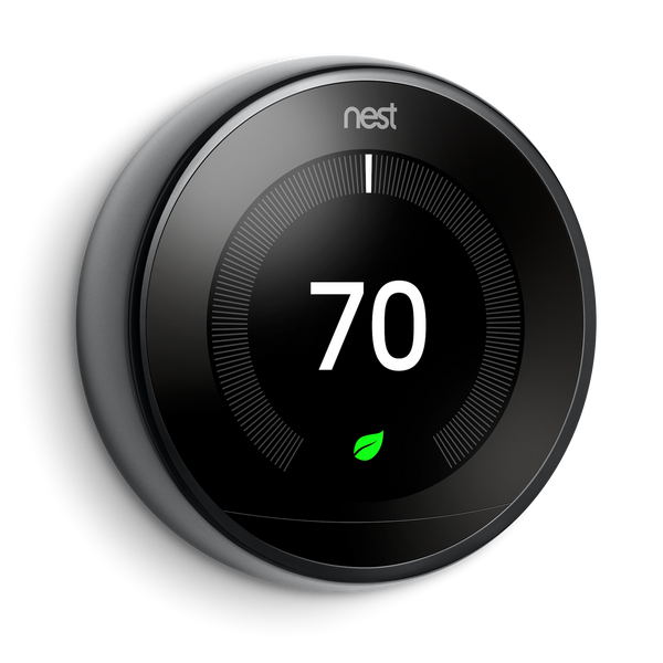 Google Nest Learning Thermostat 3rd Generation image 4563098173484