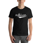 Oshisco Unisex T-Shirt - Black