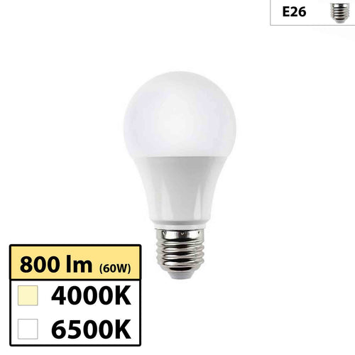 Full Spectrum E26 A19 LED Bulb