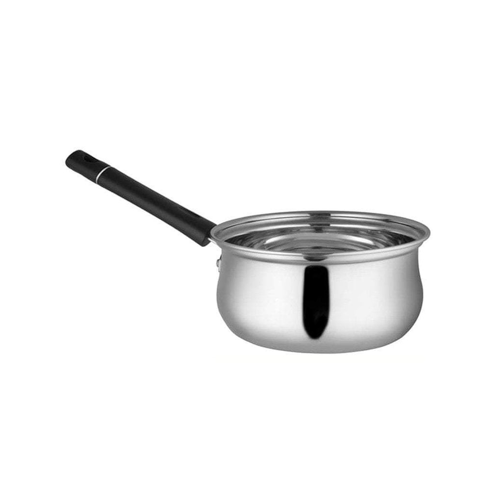 Jagdamba Cutlery Pvt Ltd. Cookware Sauce Pan with Ring Handle
