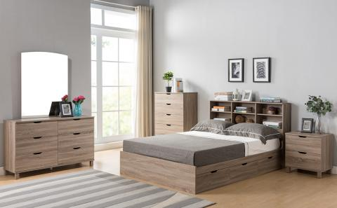 FULL CHEST BED Y1401/2F