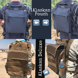 Alaskan Deluxe Detachable Pouch by The Vest Guy