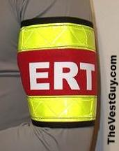 High Reflective ERT armband