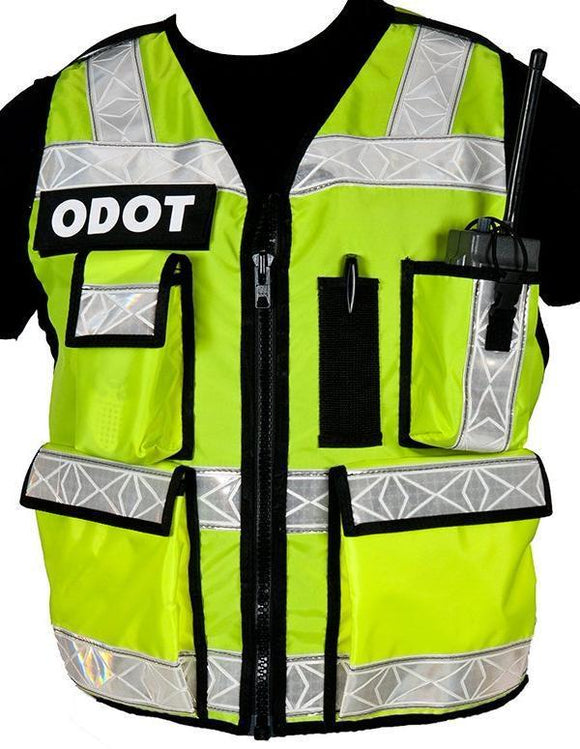 ANSI II ODOT Incident Command Vest