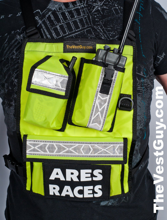 ARES RACES Radio Harness