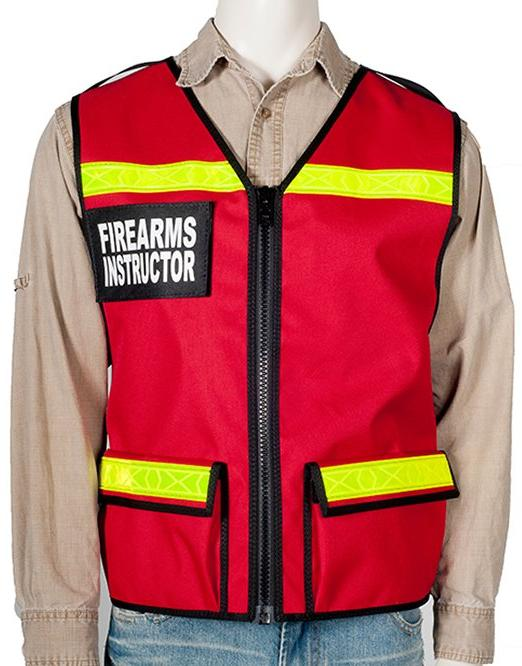 Firearms Instructor 2 Vest Reflective