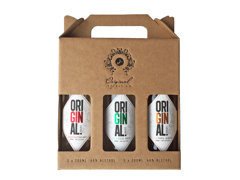 Original Spirit Co - Gin Tasting Set