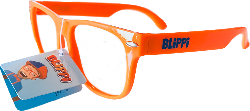 Blippi Glasses for Children