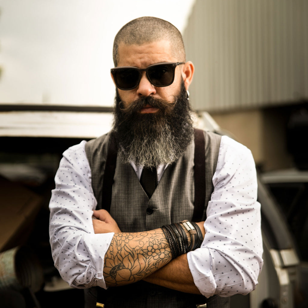 Bearded Man | Here's Everything You Need To Pull Off The Lumbersexual Look