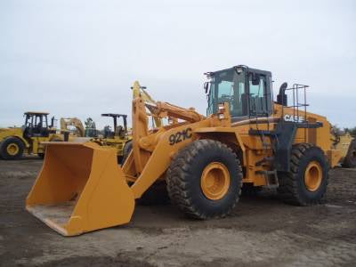 Case 921D Wheel Loader Workshop Service Repair Manual