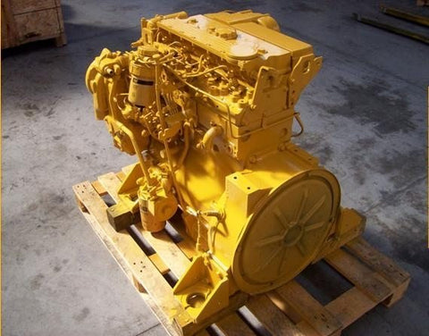 Download Caterpillar 3054E INDUSTRIAL ENGINE Service Repair Manual 304