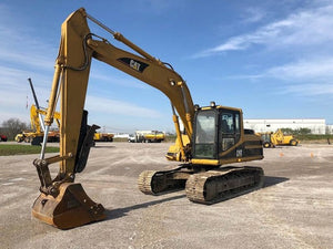 Caterpillar 315B L EXCAVATOR Service Repair Manual 5SW