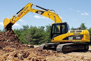 Caterpillar 319D LN EXCAVATOR Service Repair Manual KFM