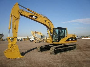 Caterpillar 320C EXCAVATOR Service Repair Manual AXK