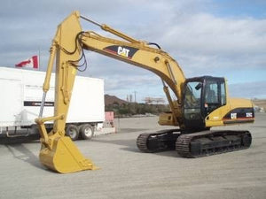 Caterpillar 320C EXCAVATOR Service Repair Manual SBN