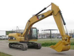 Caterpillar 320D EXCAVATOR Service Repair Manual MCH