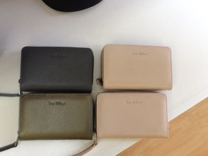 Wallets different colours