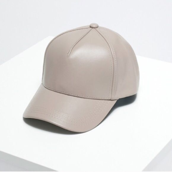 Casual Nude Hat - Available in Nude Color