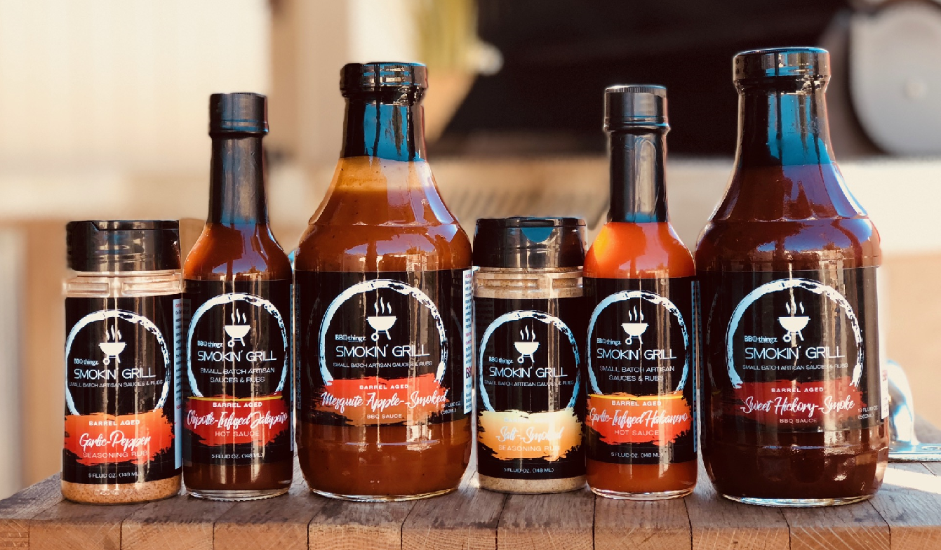 Smokin' Grill | BBQ Sauces, Hot Sauces & Seasoning Rubs