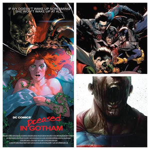Pre-Order: DCeased #2 SPEC PACK (All 3 Covers!) ***BEST VALUE!***