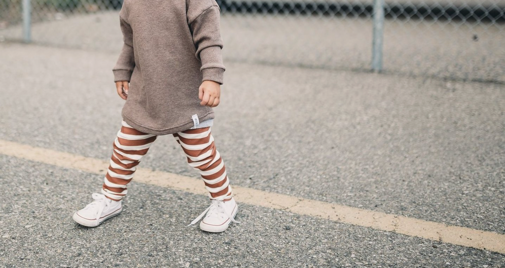 Nova Stripe Leggings