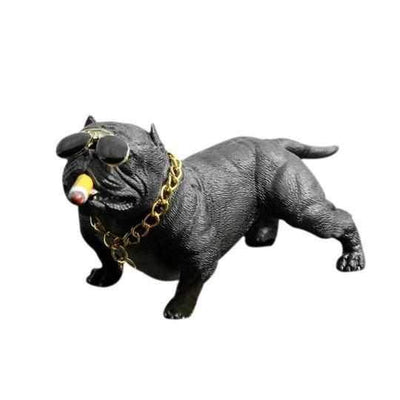 Cool Car Bulldog Pet ShopRely Grey