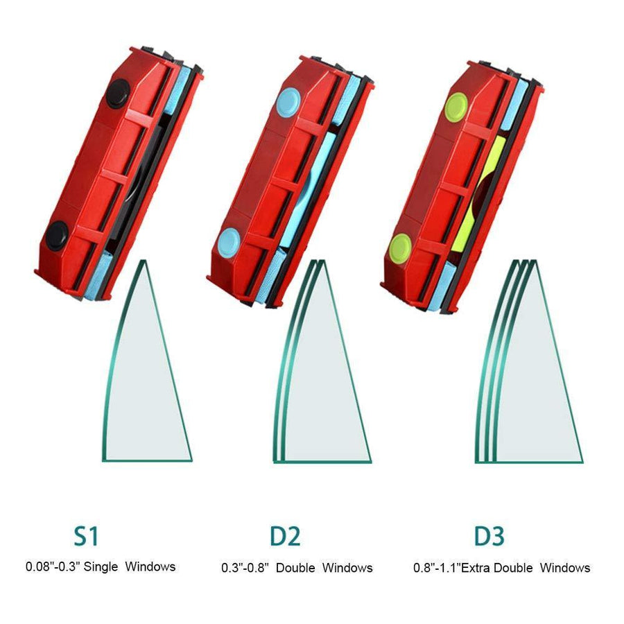 Magnetic Window Scraper Magnetic Window Cleaners Rose MM-Drop Shipping Store