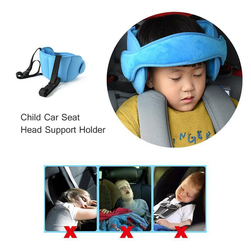Car Seat Head Support ShopRely