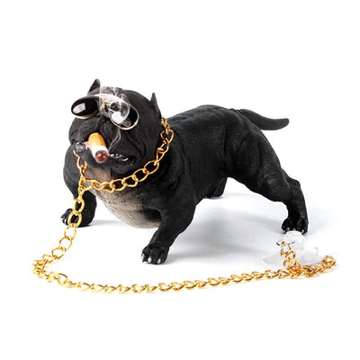 Cool Car Bulldog Pet ShopRely Black