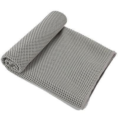 Super Cooling Towel Sport Towels ShopRely Grey