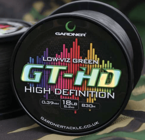 GT-HD  15lb (6.8kg) LOW-VIZ GREEN