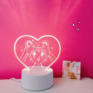 Sailor Moon LED Night Light
